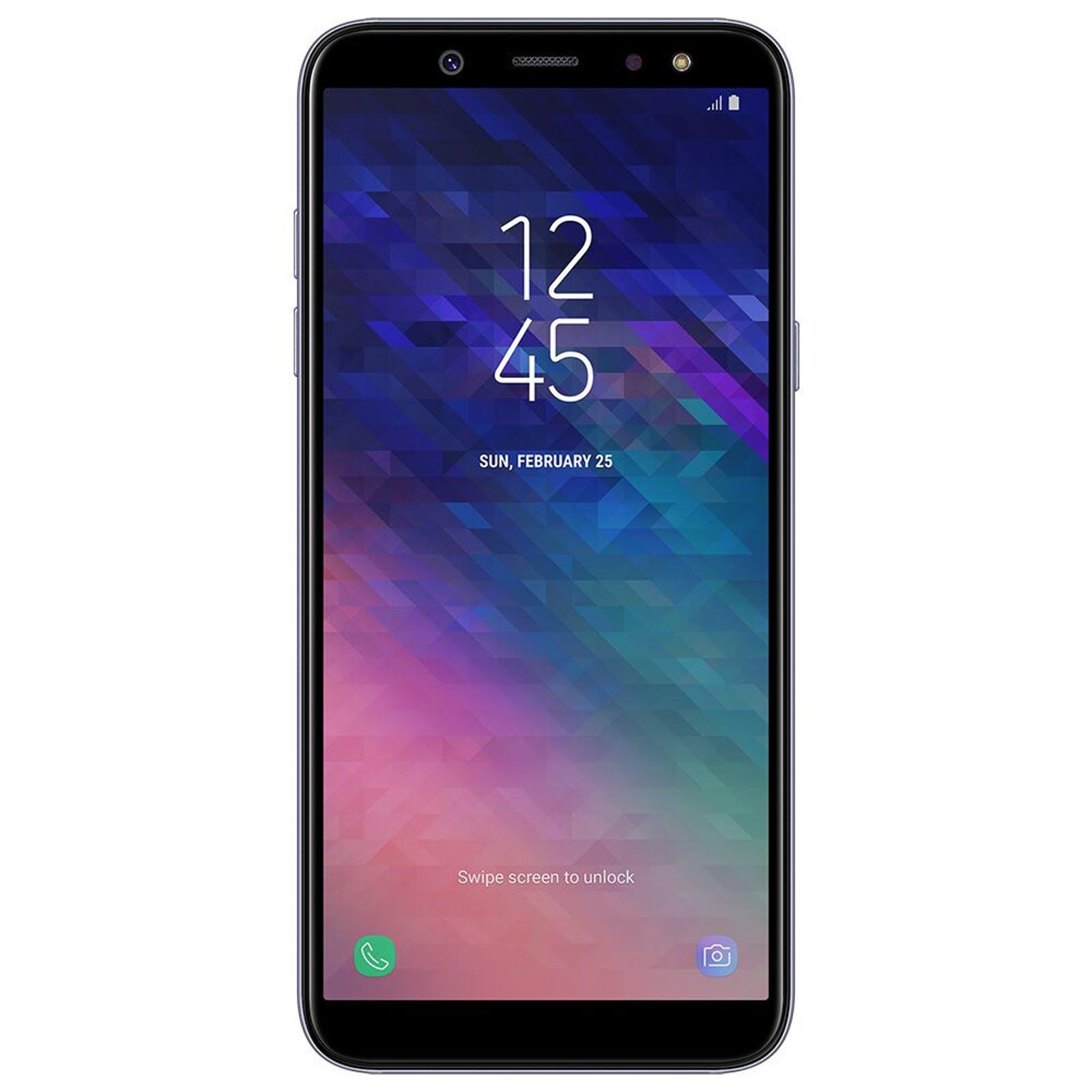 Een 2-jarig T-Mobile abo + Samsung Galaxy A6 voor de prijs van een sim only bij Mobiel.nl