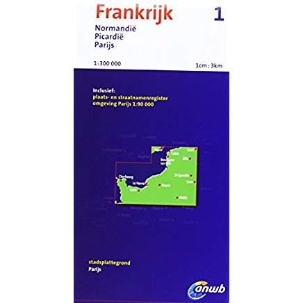 ANWB Wegenkaart (Op = Op)
