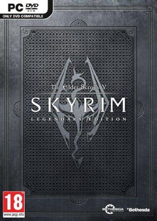 [STEAM-KEY] The Elder Scrolls V: Skyrim Legendary Edition