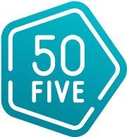 20% korting op top 20 artikelen @ 50five