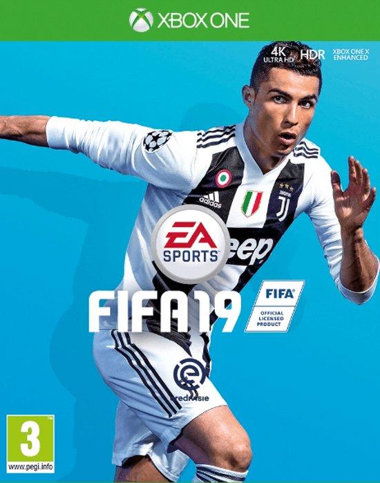 FIFA 19 - Xbox One voor €42 @ Bol.com