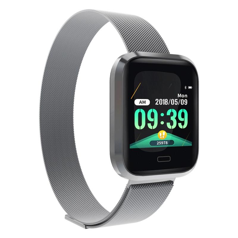 Bakeey M36 Smart Watch met Bloeddrukmeter, Slaapmonitor en veel meer