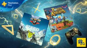 PlayStation Plus games voor januari