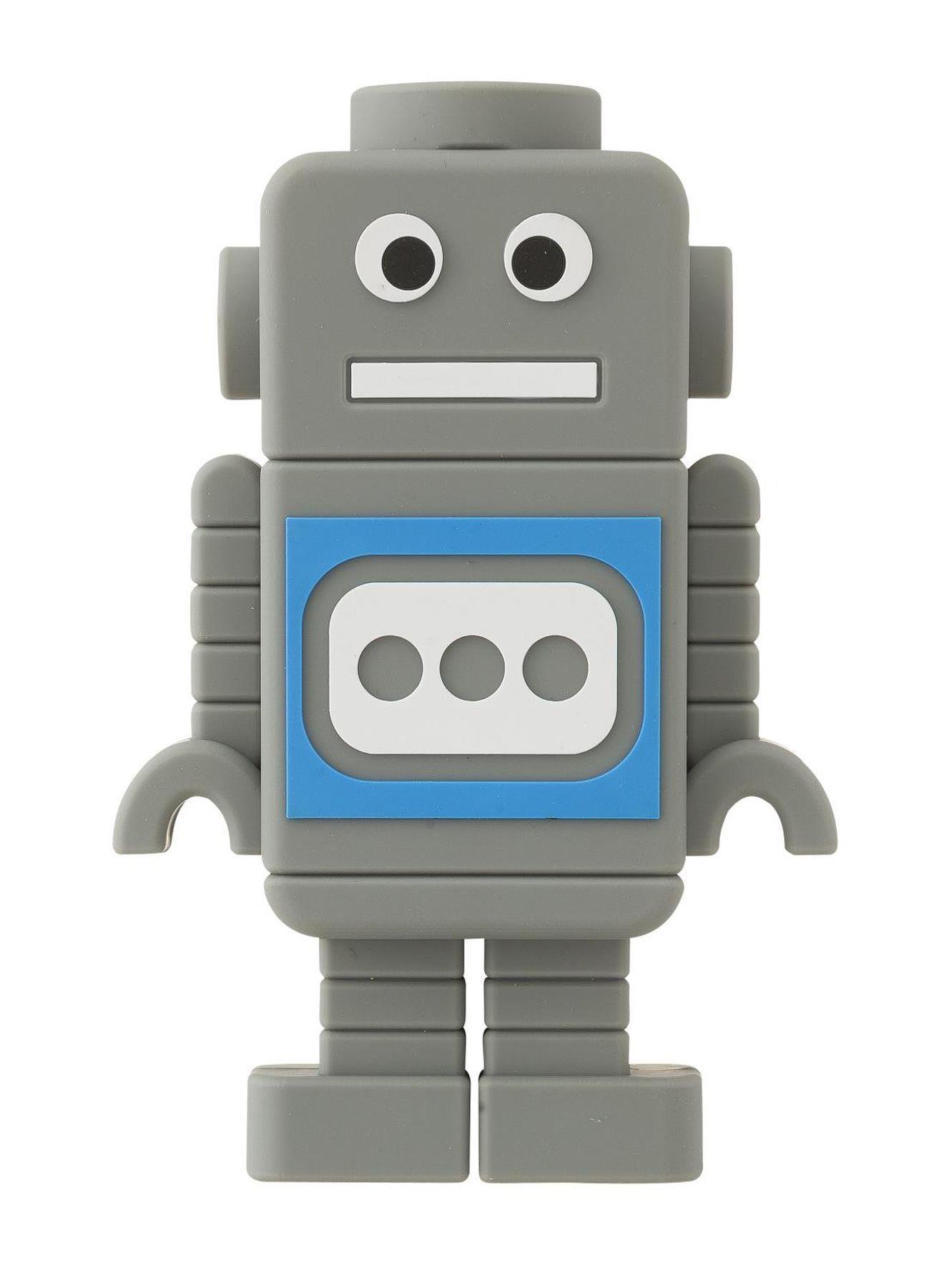 Robot powerbank (was: €11) | +30% extra korting @Hema