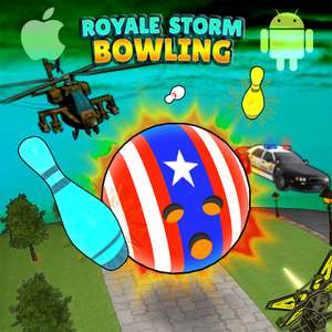 Gratis spel iOS & Android // Royale Storm Bowling