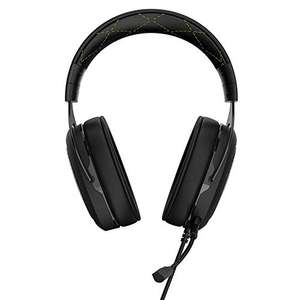 Corsair HS50 Stereo Gaming Headset voor €46,66 @ amazon.fr