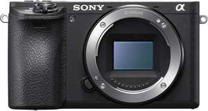 Sony A6500 body voor €999,- (APS-C)