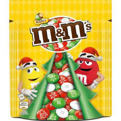 M&M's kersteditie Choco en Pinda 1+1 gratis @Jumbo