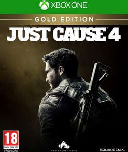 Just cause 4 gold edition xbox one @bol.com