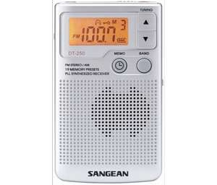 Sangean Radio DT-250 voor €10 @ MyCom
