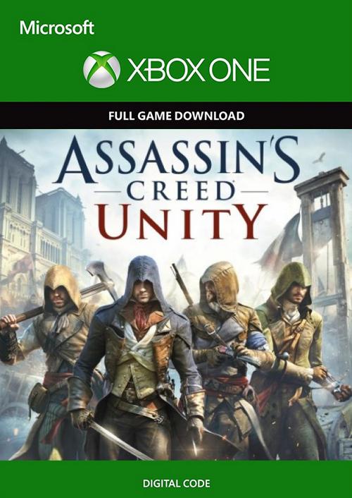 AC: Unity Xbox One nog goedkoper