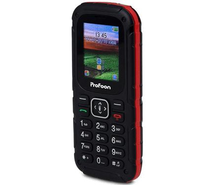 Profoon Basic Outdoor mobiele telefoon voor €10 @ MyCom