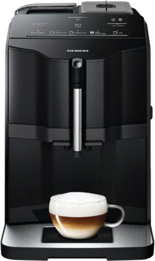 Siemens EQ3 TI30A209RW Espressomachine voor €249,99 (na cashback) @ Bol.com