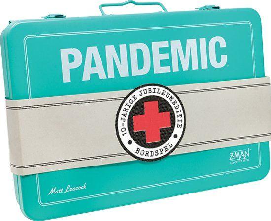 Pandemic 10th Anniversary - Bordspel