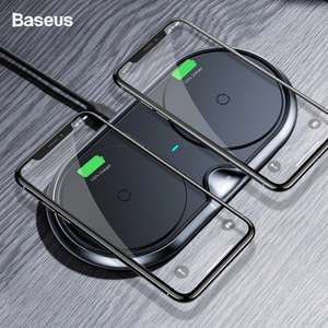 Baseus WXXHJ - A01 Wireless Dual Charger voor €22,95