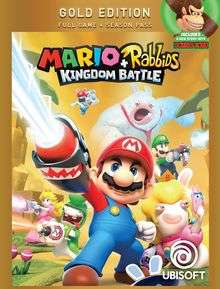 Mario + Rabbids Kingdom Battle Gold Edition @ Ubistore