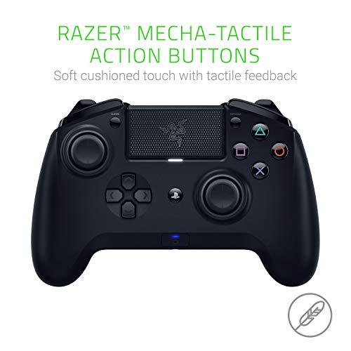 RAZER Raiju Tournament Edition PS4 Wireless Controller, Zwart [Amazon]