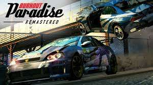 Burnout remastered xbox one