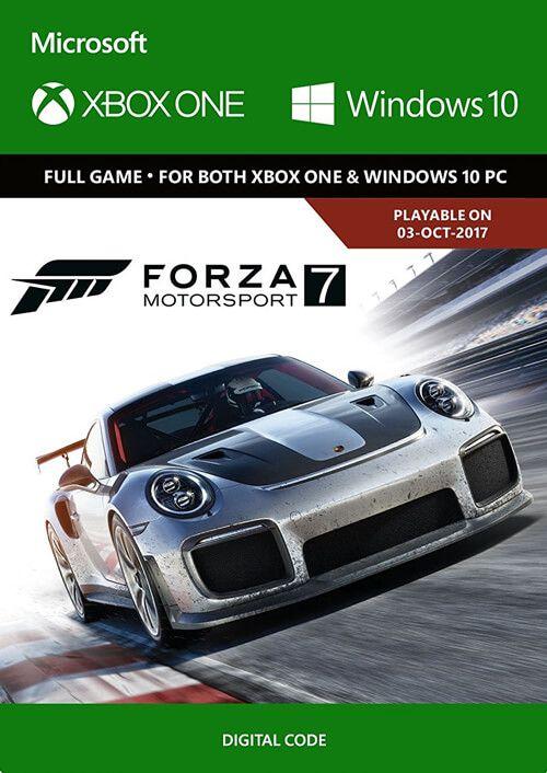 Forza 7 Xbox One @CDKeys
