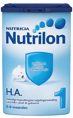 Nutrilon Hypo allergeen 0 tot 6 maanden babymelk.