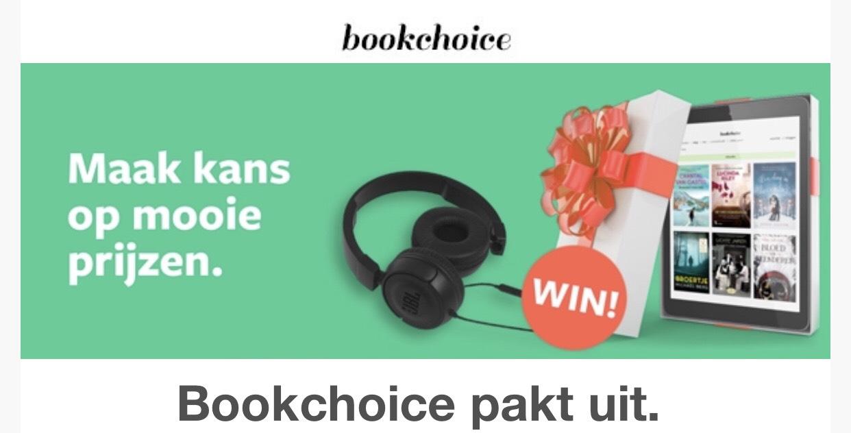 Word nu lid bij Bookchoice en profiteer van 25% korting
