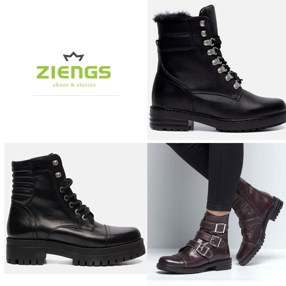 Ann Rocks schoenen / laarzen hoge kortingen (60-70-%) @ Ziengs