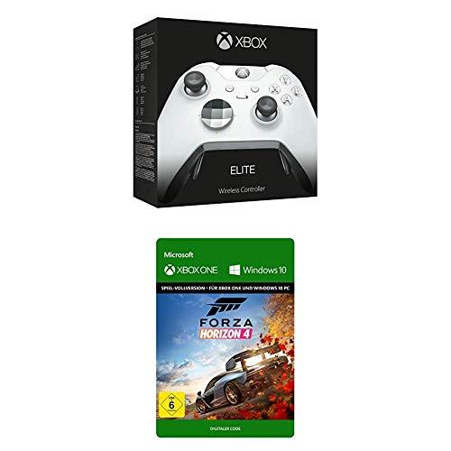 Xbox Elite Wireless Controller White + Forza Horizon 4 Download voor €119,99 @ Amazon.de