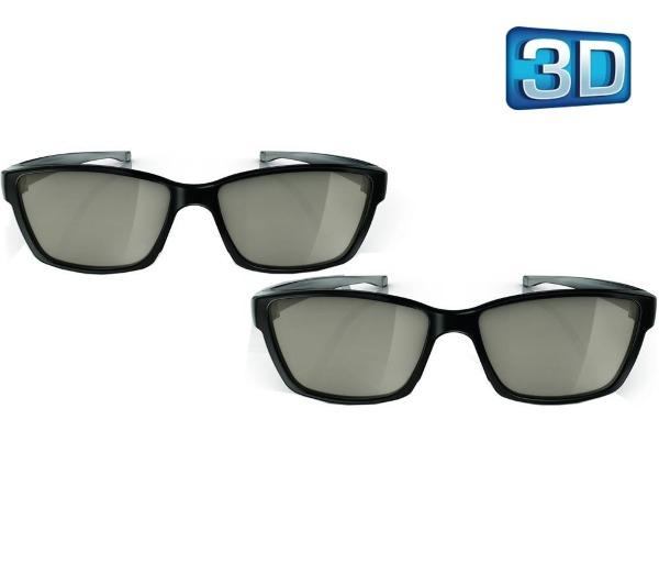 Philips PTA417/00 passieve 3D-bril (set van 2 stuks) voor €9,98 @ Pixmania
