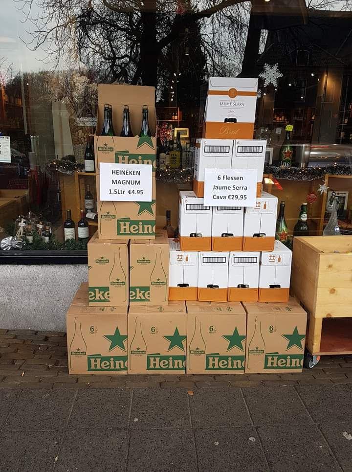 Heineken Magnums 1,5 liter