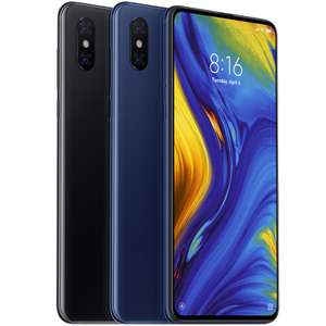 Xiaomi Mi MIX 3 Global version 6GB/128GB Zwart (EU adapter) voor €440,21 @ Banggood