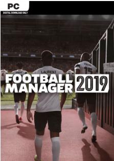 Football Manager 2019 (Steam) voor 22,79€ (CDkeys)