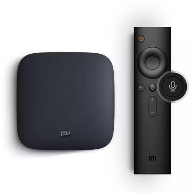 Xiaomi mi s tv box
