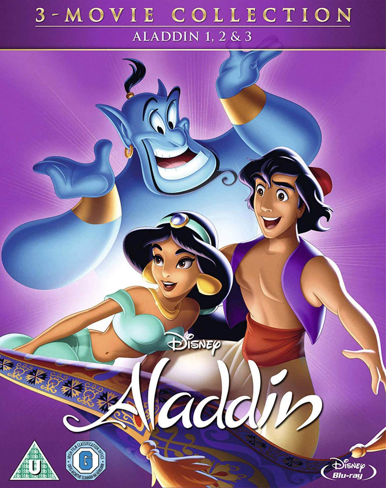 Aladdin Triplepack (Blu-Ray)