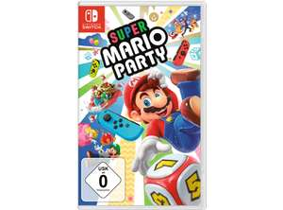 [GRENSDEAL] Mario Party Nintendo Switch €44,99