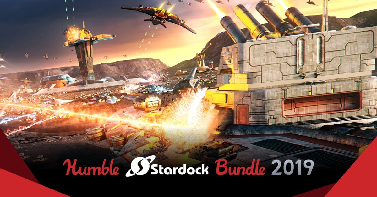 Humble Stardock Bundle vanaf €0,90