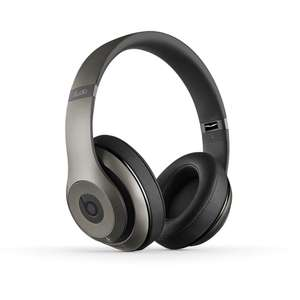 Amac aanbieding: Beats Studio Wireless Around-Ear koptelefoon - Titanium
