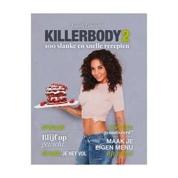 Boek Killerbody 2 van Fajah Lourens 50% korting @ Kruidvat