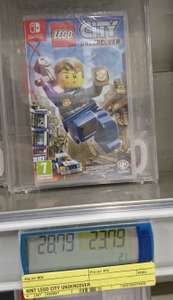 Makro Duiven Lego City Undercover Nintendo Switch