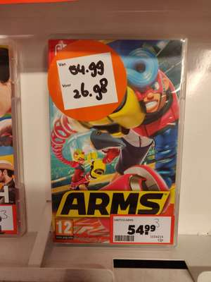Arms en Bayonetta - Nintendo Switch