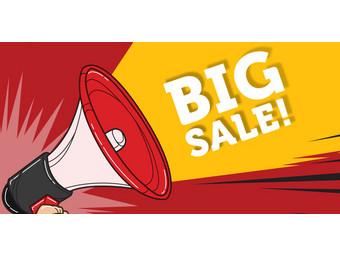 Big Sale (€9,95 excl. TrendGeek TG-002 Quadrocopter Drone) @ iBOOD
