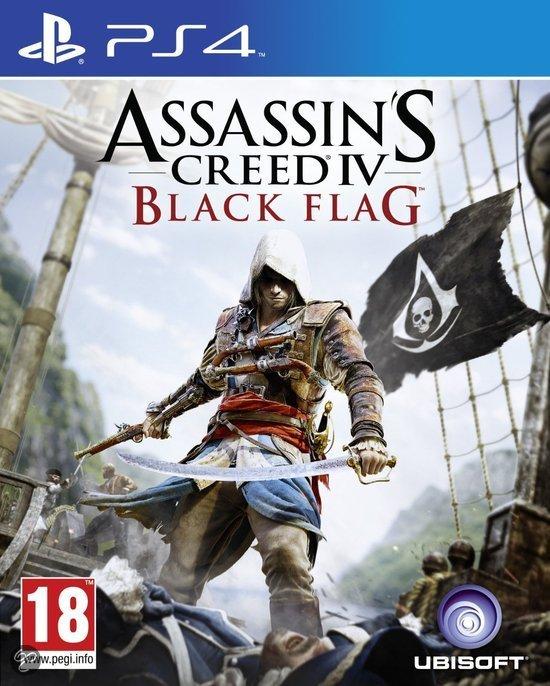 Assassins Creed IV: Black Flag (PS4) game voor € 39,99 @ Bol.com