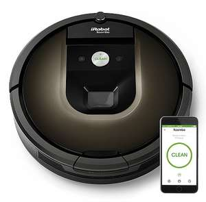 iRobot Roomba 980 voor €613,08 @  Art & Craft