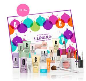24 Days Of Clinique Advent Calendar