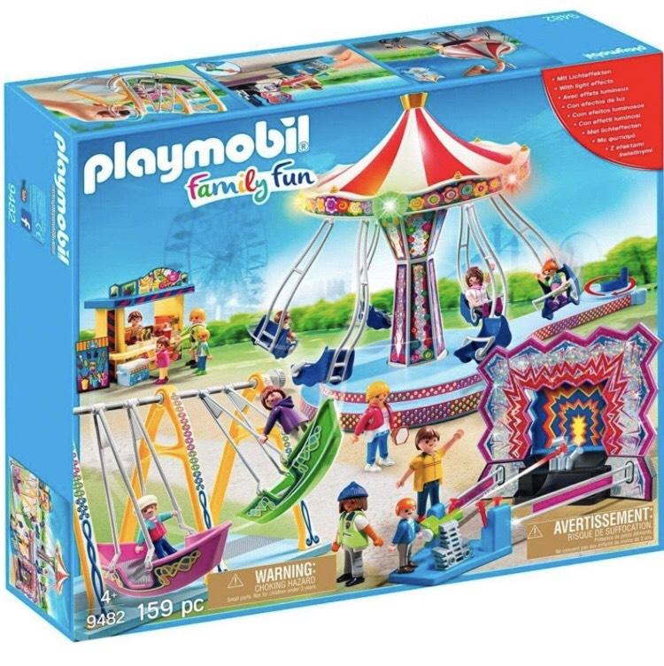 Playmobil 9482 grote kermis