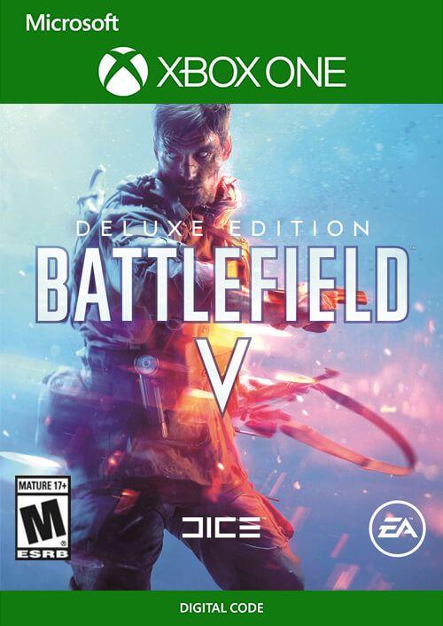 Battlefield V 5 Deluxe Edition Xbox One voor €27,09 @ CDkeys