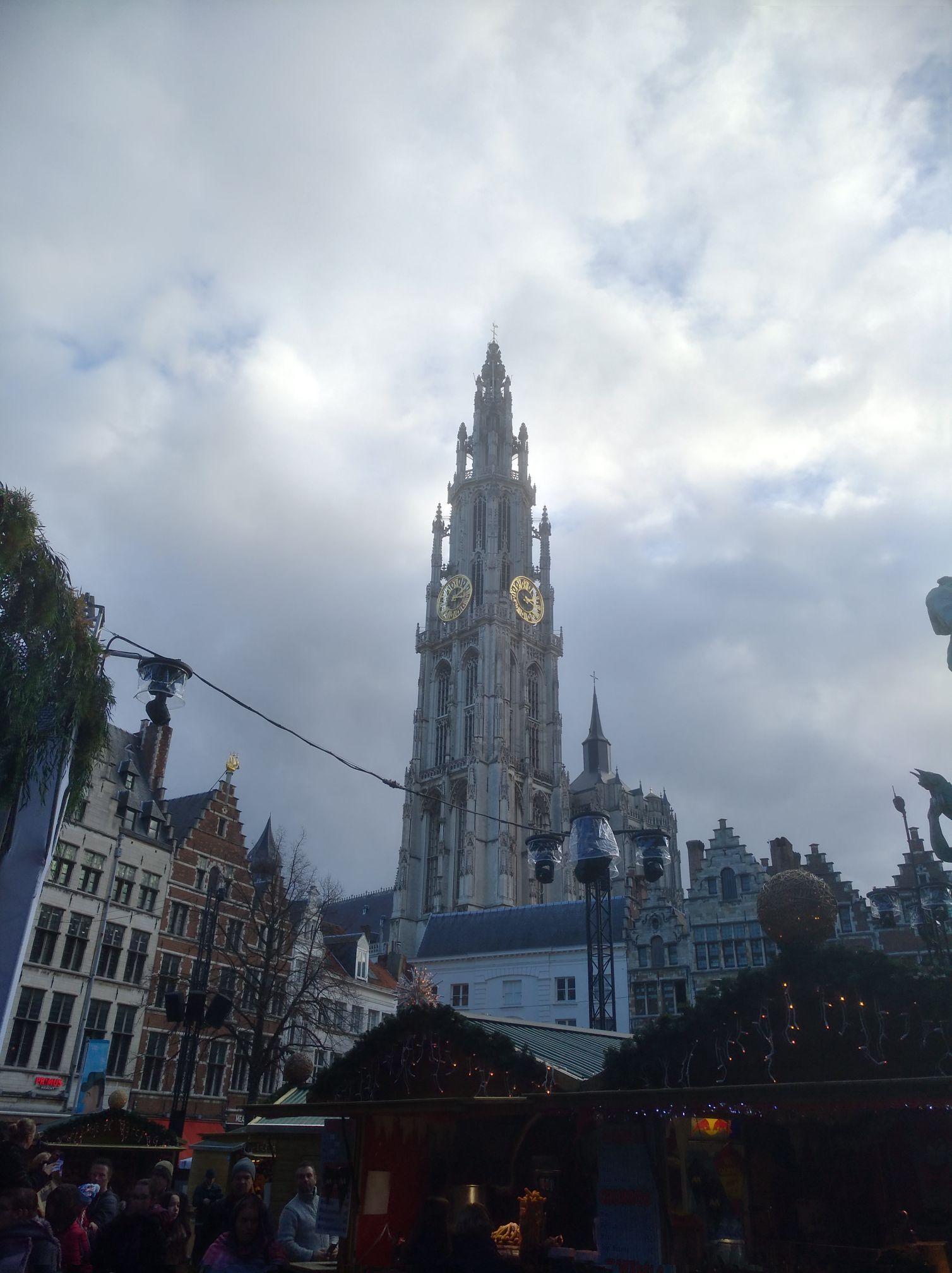 Pepperuitje #3: Antwerpen (met legaal gratis parkeren)