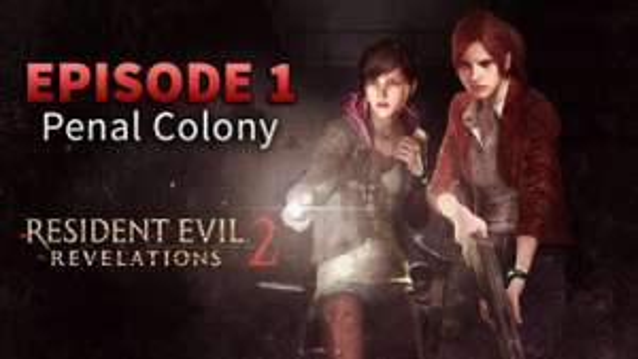 Resident evil Revelations 2  PS4