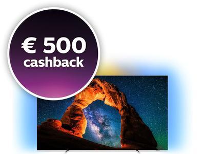 Philips OLED-tv 55OLED903 bij ING-rentepuntenwinkel
