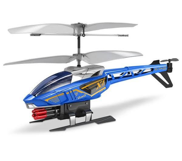 Silverlit Afstandbestuurbare Helikopters vanaf €9,35 @ Pixmania
