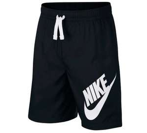 Nike Flow Woven kids shorts -67% @ JD Sports